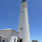 Big Lighthouse Headstand, Rottnest Island, WA, Australia