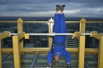 Sydney Tower Eye Headstand, Sydney, NSW, Australia