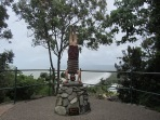 Port Douglas Headstand, QLD, Australia