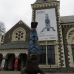 Christchurch Headstand, New Zealand