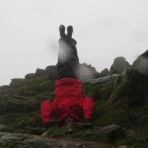 Snowdon Summit Headstand, UK